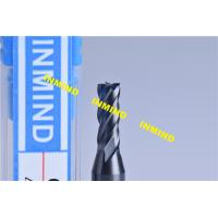 Quality Standard Length Type 2 Flute 0.3mm Micro End Mill 0.6UM Grain Size for sale