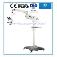 Buy cheap FDA Marked Floor Stand Ophthalmic Surgical Operating Microscope Made in China from wholesalers