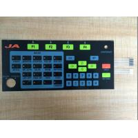 Buy cheap TOYOTA JAT500 membrane switch touch panel from wholesalers