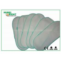 Quality Spa Center Disposable White Slipper Open Toe Or Closed Toe With Soft PP Materials for sale