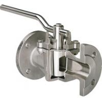 Buy cheap Lever Inverted Pressure Balanced Lubricated Plug Valve CF8-304-CF8M-316 from wholesalers