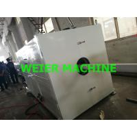 Quality Professional Twin Screw PVC Pipe Extrusion Line / PVC Pipe Manufacturing Machine for sale