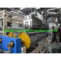 Quality 1000mm LLDPE Plastic Film Making machine For PE Wrapping Film 250kg/hr for sale