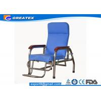 Quality Ortable Hospital Height Adjustable blood collection / Hemodialysis Chairs for sale