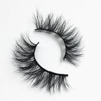 China Natural Long Wispy 3d Mink Eyelashes Mink Collection Lashes For All Eye Shapes on sale
