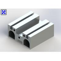 ISO Standard 6000 Series Industrial Aluminum Profile For Machinery