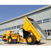 Buy cheap Underground Mining 15 Ton Low Profile Dump Truck With Model RT-15 from wholesalers