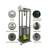 Quality Safety Helmet Drop Impact Test Machine for sale