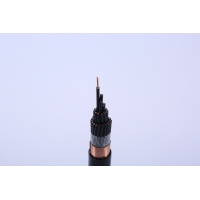 Quality WDZA KYJYP XLPE Control Cable Low Smoke Halogen Free Copper Shield for sale