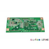 Quality Blue Solder Mask Copper PCB Board , PCB Copper Sheet With ISO9001 Certification for sale