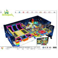 Quality Space Theme Kids Two Layer Indoor Soft Playground Fun Place 300 * 21  * 8.0M for sale