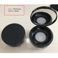 Quality 50ml Loose Powder Sifter Jar For Cosmetic Packing for sale