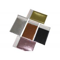 Quality Metallic Bubble Bulk Poly Mailers , Mailing Postal Bag For Security Shipping for sale