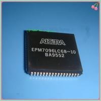Quality Black CPLD Chip EPM7096LC68-10 96MC 10NS 68PLCC Electronic Integrated Circuits for sale