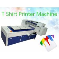 Quality CMYK DTG Printer Garment Printing Machine No Smell Environment Protection for sale