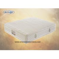 Good Resilience Bonnell Spring Mattress Using Latex And Memory Foam Material Customize