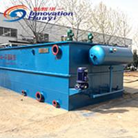 China Dairy Industry Dissolved Air Flotation Unit Low Energy Consumption / Large Capacity on sale