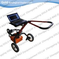 Quality Digital High-accuracy Underground Metal Detecting GPR System Ground Penetrating Radar for sale