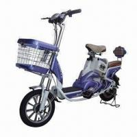 Quality Electric Bike with 48V/250W Motor, 48V/10Ah Lead-acid Battery, 25kph Maximum Speed for sale
