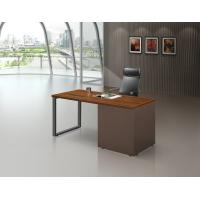 Custom Size Office Manager Desk Charming Color Surface Commercial Furniture
