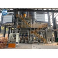 Quality 10 - 30T Per Hour Tile Adhesive Machine For Cement Sand Mixing And Packing for sale