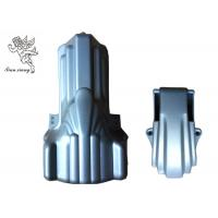 Quality Gary Color Coffins And Caskets Accessories , Christ A# Decoration Coffin Corner for sale
