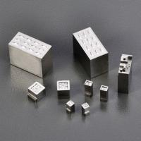 Buy cheap Used STAVAX Material OEM Squre Samll Inserts Made by Grinder Processin&stamped from wholesalers