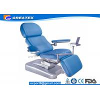 Quality Mobile Patient Electric Dialysis / infusion Chair for Hospital , Clinic , Home for sale