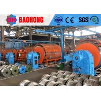 Quality Steel Rigid Stranding Machine / Cable Stranding Machine For ACSR Moose Conductor for sale