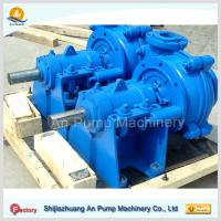 Quality China expeller seal construction mining slurry pump for sale