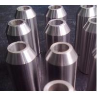 Quality Mo1 molybdenum parts Molybdenum Shield Spinning crucible Molybdenum machined parts for sale