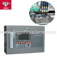 Quality Addressable intelligent fire alarm 2 wire systems control panel 792 addresses for sale