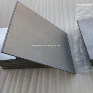 Quality 3mm thick  Titanium alloy metal plate grade5 gr.5 Gr5 Titanium sheet wholesale price for sale