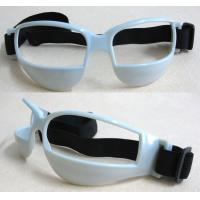 China Small side pads protective Sports Eyewear for Basketball with cleaning cloth pouch on sale