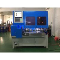 Buy cheap VDE French Plug Insert Automatic Crimping Machine With ROHS Certification from wholesalers