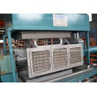 China 2000 pcs/hr Pulp Molding Egg Tray Making Machine Automatic Rotary Paper on sale