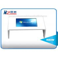 Quality Multimedia Interactive Information Digital Signage Kiosk For Conference Table for sale