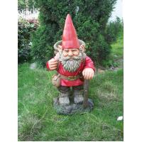 Quality Promotional unique design Funny Garden Gnomes for home decoration for sale