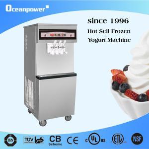 Quality OP138EPCS Frozen Yogurt Machine(ETL approval) for sale