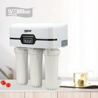 Buy cheap WellBlue Household Reverse Osmosis Water Filter , RO Water Filter Machine from wholesalers