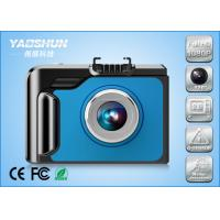 China Manual MiniCarDVR H.264 Full HD 1080P Dashboard with AIT Chip Loop Recording on sale