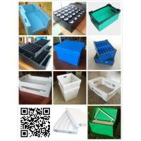 Quality Factory Custom PP corflute coroplast tray, Mail Box , Tote Box for sale