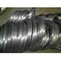 Quality High Carbon Spring Steel Wire Black Oiled or Galvanized 1 . 2 mm And 2mm Flexible Duct for sale