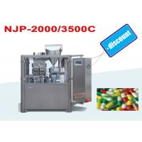 China Pharmaceutical Large Filling Equipment Fully Automatic Capsule Filling Machine on sale