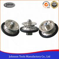 China OEM Accepted Full Bullnose Diamond Hnad Profile Wheels For Hand Held Machine No.20 on sale