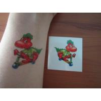 China Customized Body Temporary Tattoo Stickers on sale
