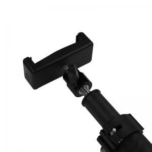 Quality Black 3K Carbon Fiber Telescopic Pole Camera Mast for sale
