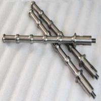 Quality Silver Metric Toggle Bolts Grade 2 Titanium Marine Parts Heat Resistance for sale