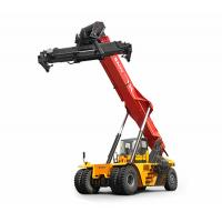 Buy cheap Hydraulic Lift Containers Reach Stacker Forklift With High Performance from wholesalers