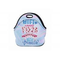 Quality Insulated Cooler Tote Reusable Lunch Bags Custom Printed Waterproof Different Sizes for sale
